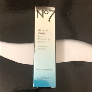 No 7 Airbrush Away Pore Minimizing Primer